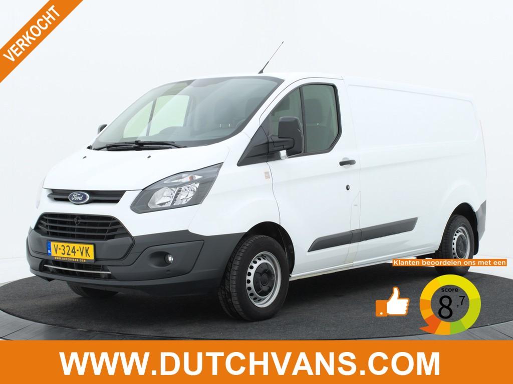 Ford Transit Custom 290L 2.0TDCI 130PK Lang Euro6