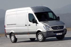 Mercedes Sprinter Afmetingen